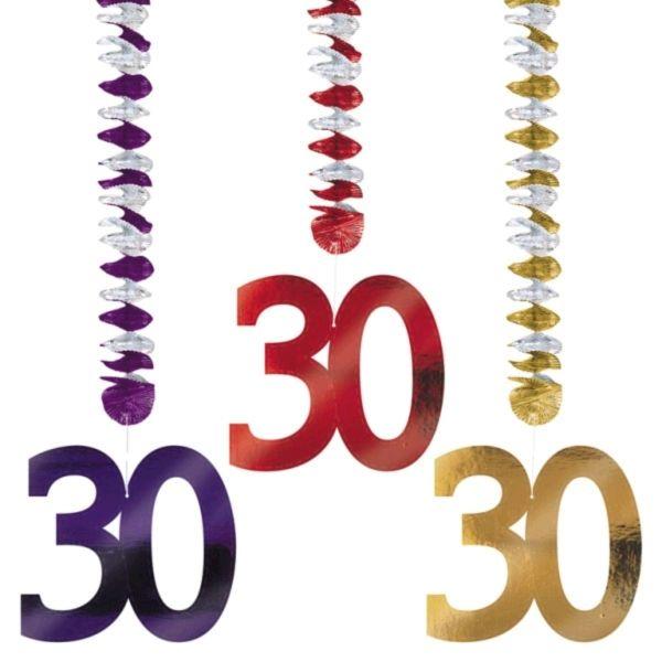 Dekoracja 30 Lat 689 Dekoracje Urodzinowe I Imprezowe Sklep