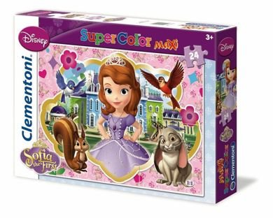 Puzzle Sofia the First - 24 elementy